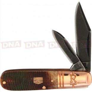 Rough Ryder RR2039 Backwoods Barlow EDC Knife