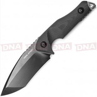 Real Steel Doppler Fixed Blade Knife