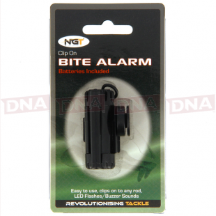 Clip on 'Z' Alarm front