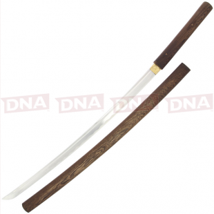Wenge Wood Shirasaya Katana Main