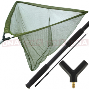 "42"" Carp Net and Telescopic Handle"