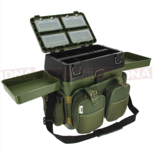 NGT Seat Box System Canvas Rucksack