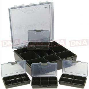 Tackle Box 4+1 Black
