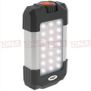Multifunctional 21+6 LED Light 10400mAh Powerbank Case