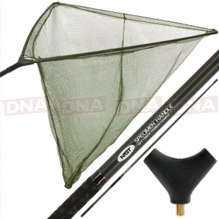 "Deluxe 42"" Carp Net Carbon Arms"