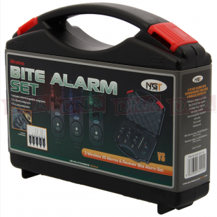 3pc Wireless Alarm and Transmitter case