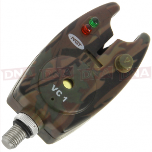 Camo Bite Alarm With Volume Control