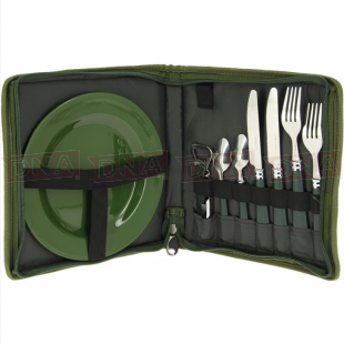 Day Cutlery PLUS Set Camo OPEN