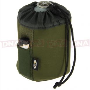 A Neoprene Cover for 450g Butane Gas back