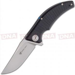Steel Will Sargas F60-10 Flipper Knife