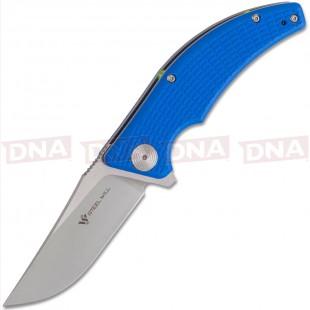 Steel Will Sargas F60-11 Flipper Knife