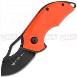 Steel Will Kobold SMGF6622 Folding Knife