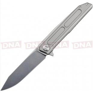 Vouking STETS05BLS Samgun Framelock Knife