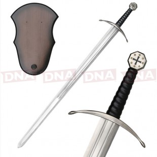 Straight Crusader Sword