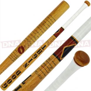 Suicide Squad - Harley Quinn Style 'Good Night' Baseball Bat Main