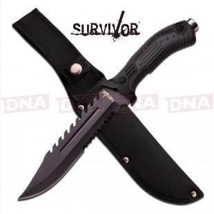 Survivor Bowie Fixed Blade