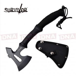 Survivor Breaching Axe - Black Out Finish