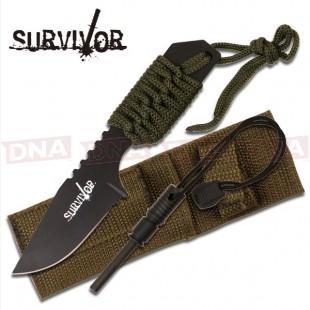 Survivor-Drop-Point-Minimalist