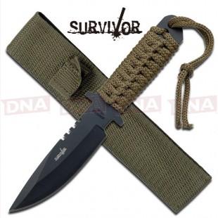 Survivor-Minimalist-Drop-Point-Knife