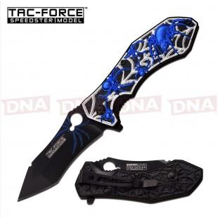 Tac-Force-Arachnid-Tanto-Spring-Assisted-Knife