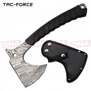 Tac-Force TF-AXE003A Tactical Tomahawk Axe - Etched