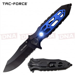 Tac-Force TF-1007BL Spring Assisted Knife