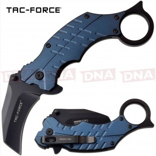 Tac Force TF-1020BL Spring Assisted Karambit