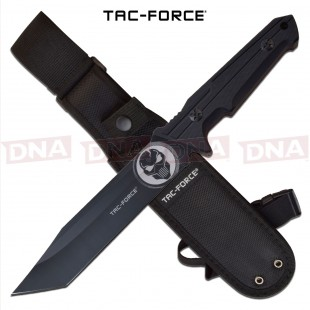 Tac-Force TF-FIX015BK Fixed Blade Tanto Knife