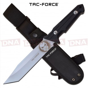 Tac-Force TF-FIX015G Fixed Blade Tanto Knife
