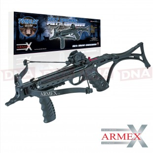 Armex 80lb Tomcat II Pistol Crossbow with Foregrip