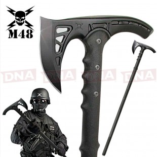 M48 Kommando Survival Axe Hiking Staff