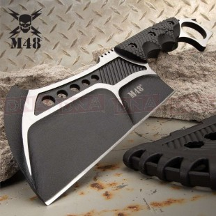 M48 Cleaver Knife With Vortec Sheath