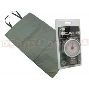Unhooking Mat with Weighing Scales
