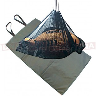 Unhooking Mat with Weighing Sling