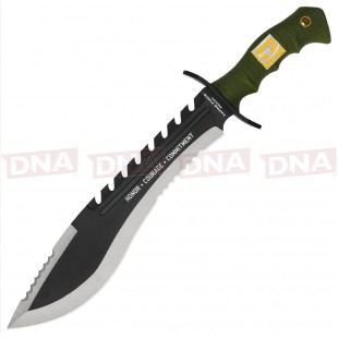 USMC Tactical Kukri with Sheath