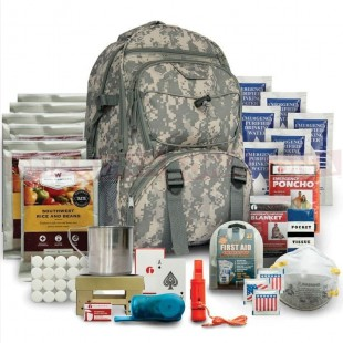 Wise Company WISE02 Five Day Survival Pack Camo