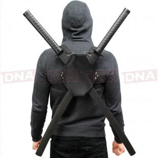 Deadpool Twin Katana Sword Set