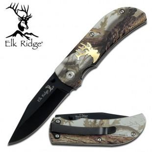 Elk Ridge Woodland Manual Folding Knife