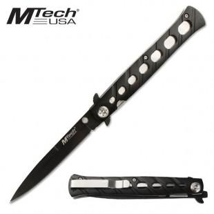 MTech Manual Skeletonized Stiletto