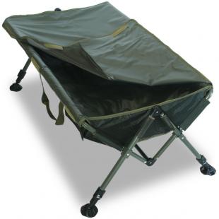 Quick Folding Carp Cradle open