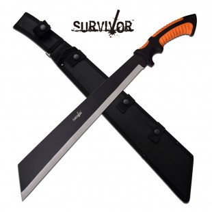 Survivor Seax Style Machete