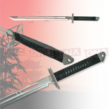 "28""-Silver-Ninja-Sword-Detail"