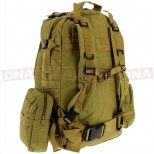 Golan™ 50L 72 Hour Tactical Molle Backpack