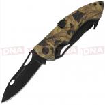 Camouflage-Tri-Blade-Single-Blade