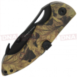 Camouflage-Tri-Blade-Closed