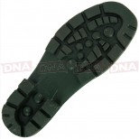 Waterproof Green PVC Chest Waders Soles
