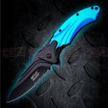 MTech-Spring-Assisted-Accent-Knife-Blue-decorated