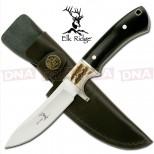 Elk Ridge Bone Bolster Fixed Blade Knife