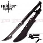 Fantasy Master Black Short Sword