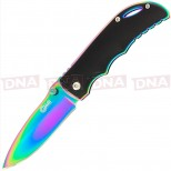 Golan Rainbow Trim Gentleman's Folding Knife